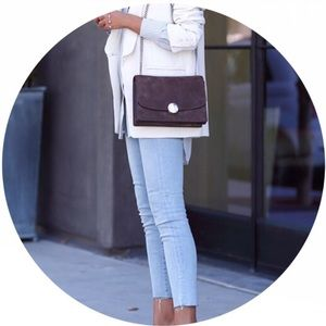 Paige Denim Skyline Ankle Peg Jeans
